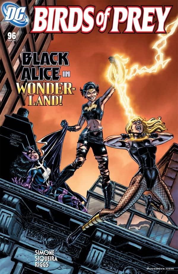 Birds of Prey (1999-2009) #96