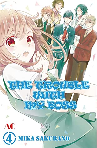 THE TROUBLE WITH MY BOSS Tome 4