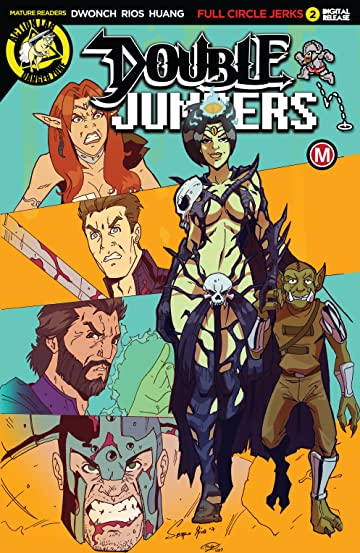 Double Jumpers: Full Circle Jerks  #2