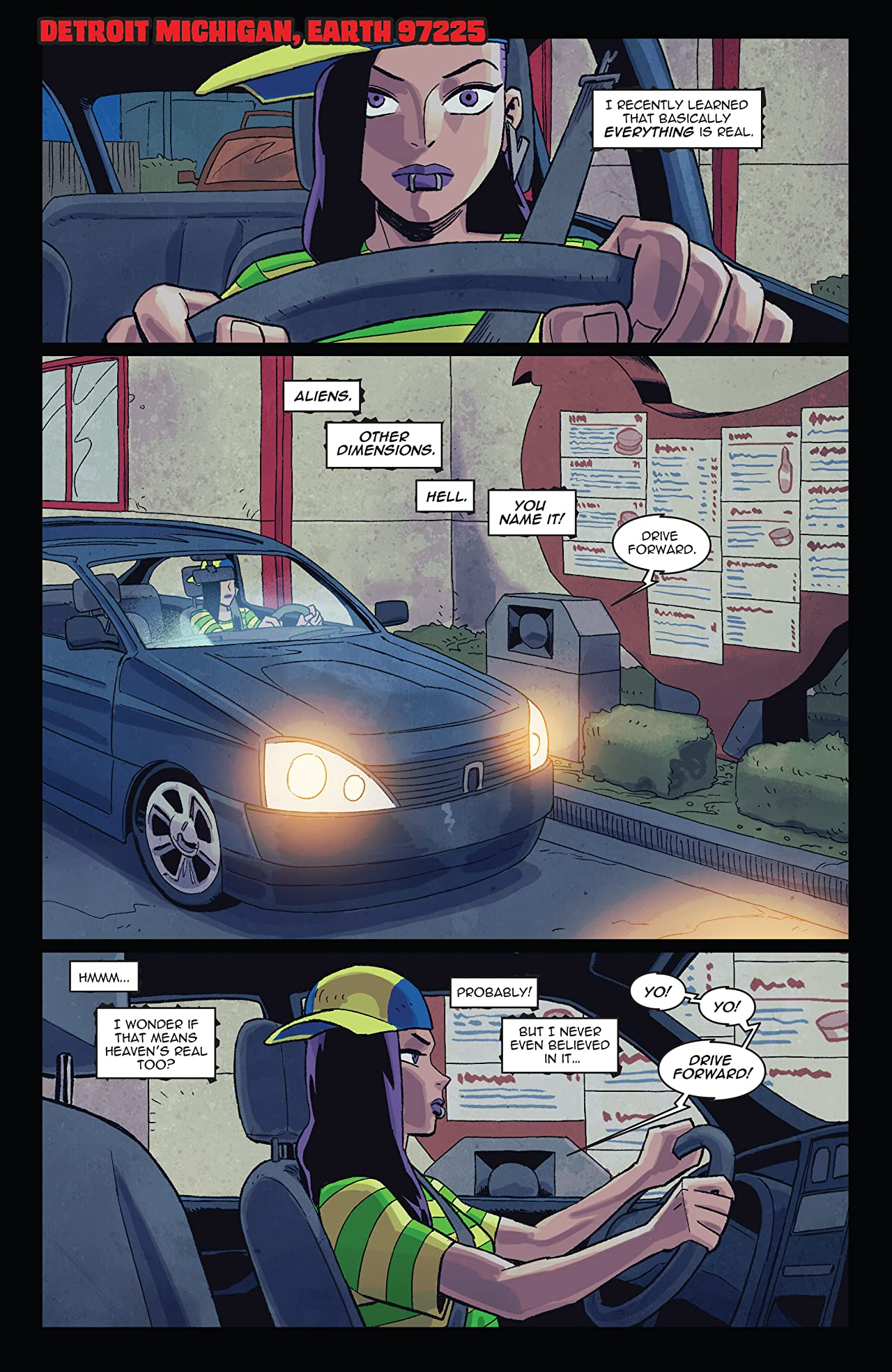 Vampblade Season 3 #7