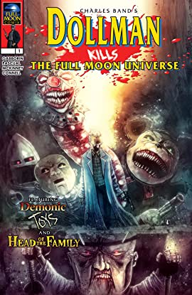 Dollman Kills the Full Moon Universe #1