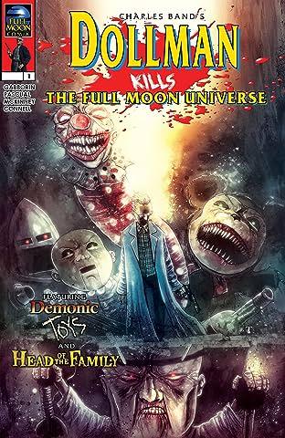 Dollman Kills the Full Moon Universe No.1