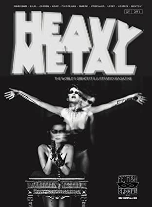 Heavy Metal #291
