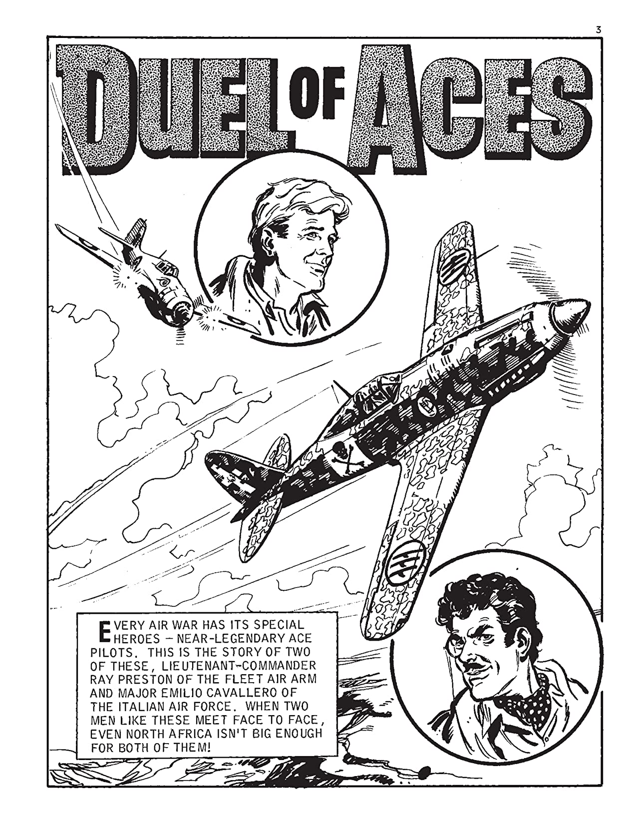 Commando #5152: Duel Of Aces