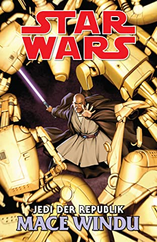 Star Wars: Jedi der Republik - Mace Windu