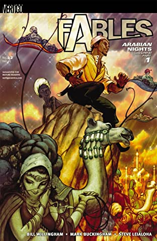Fables #42