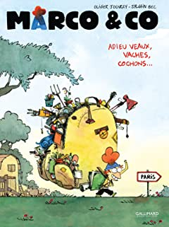 Marco & Co Vol. 1: Adieu veaux, vaches, cochons!
