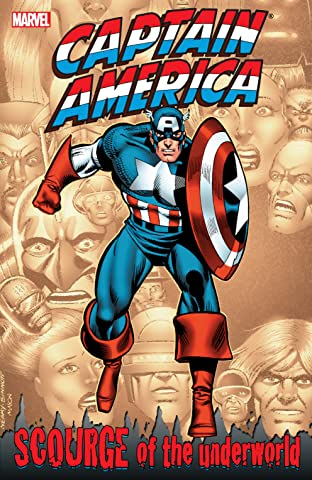 Captain America: Scourge Of The Underworld