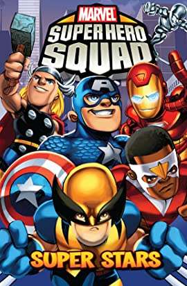 Super Hero Squad Vol. 2: Super Stars