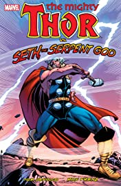 Thor vs. Seth, The Serpent God