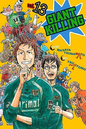 Giant Killing Vol. 13
