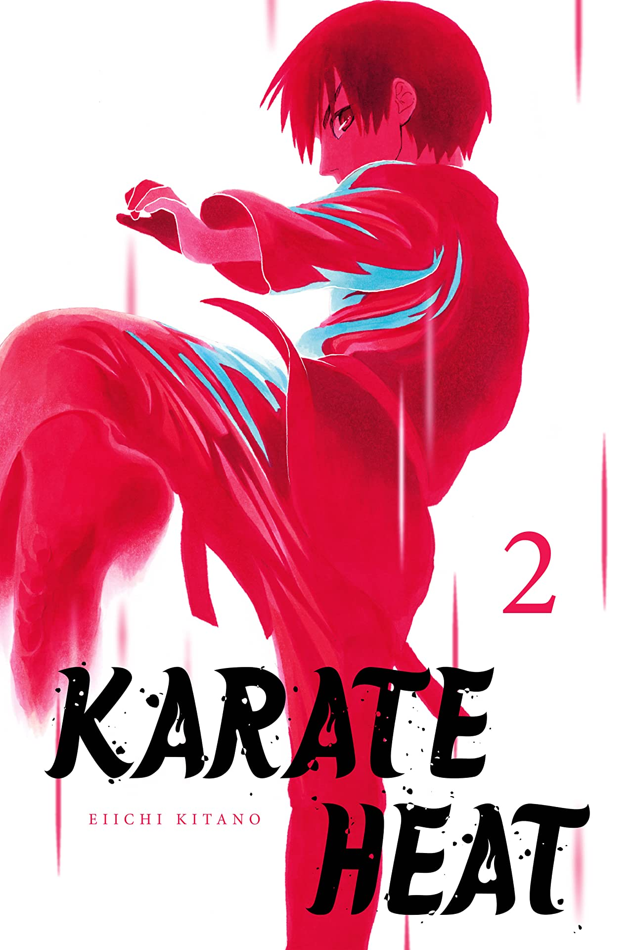 Karate Heat Vol. 2