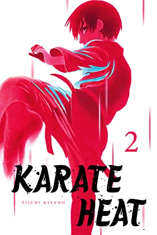 Karate Heat Vol. 2