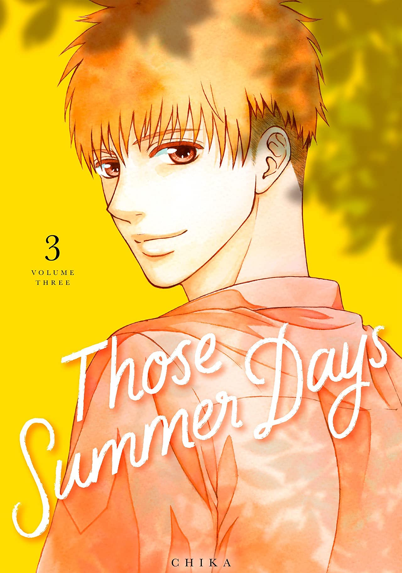 Those Summer Days Vol. 3