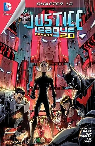 Justice League Beyond 2.0 (2013-2014) No.13