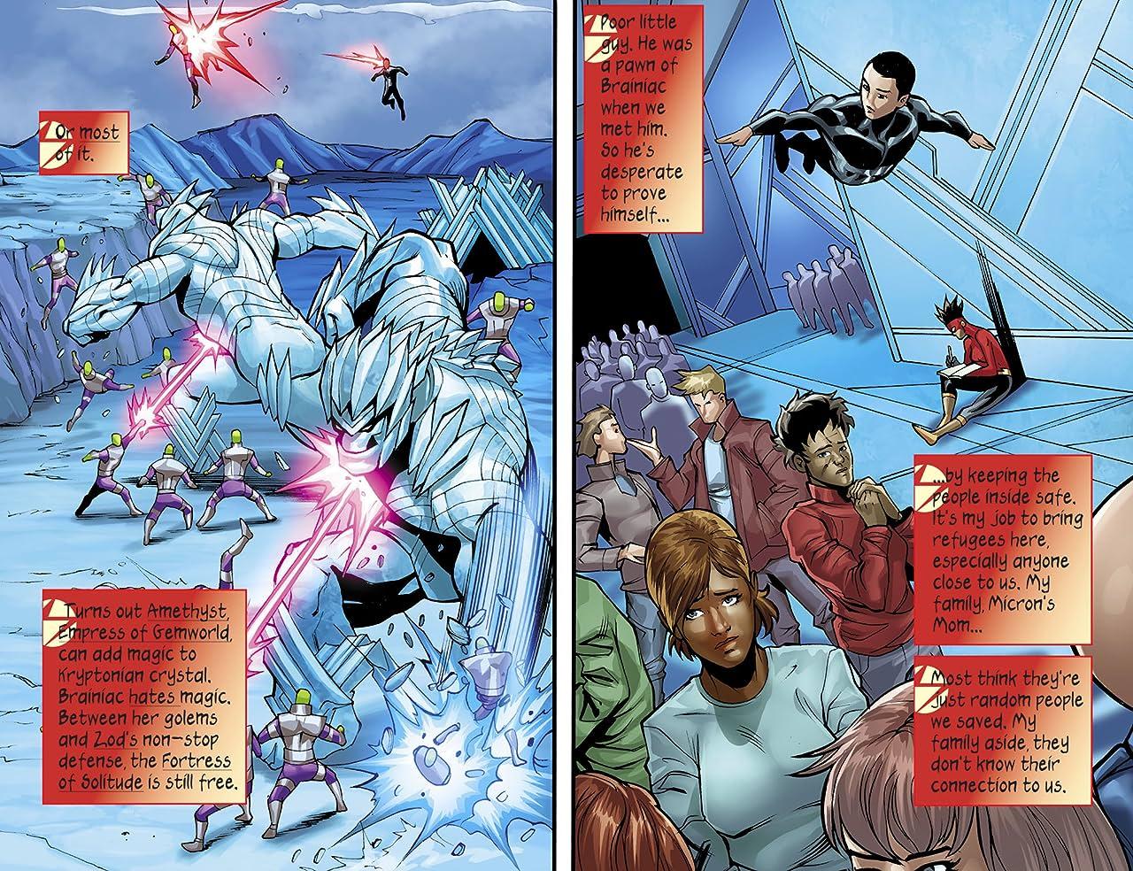 Justice League Beyond 2.0 (2013-2014) #13