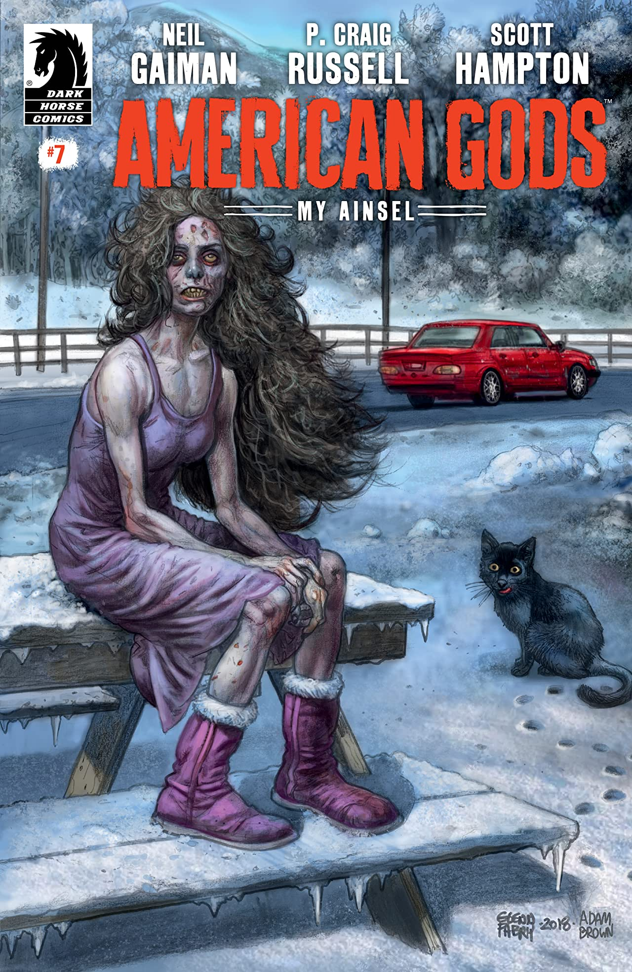 American Gods: My Ainsel No.7