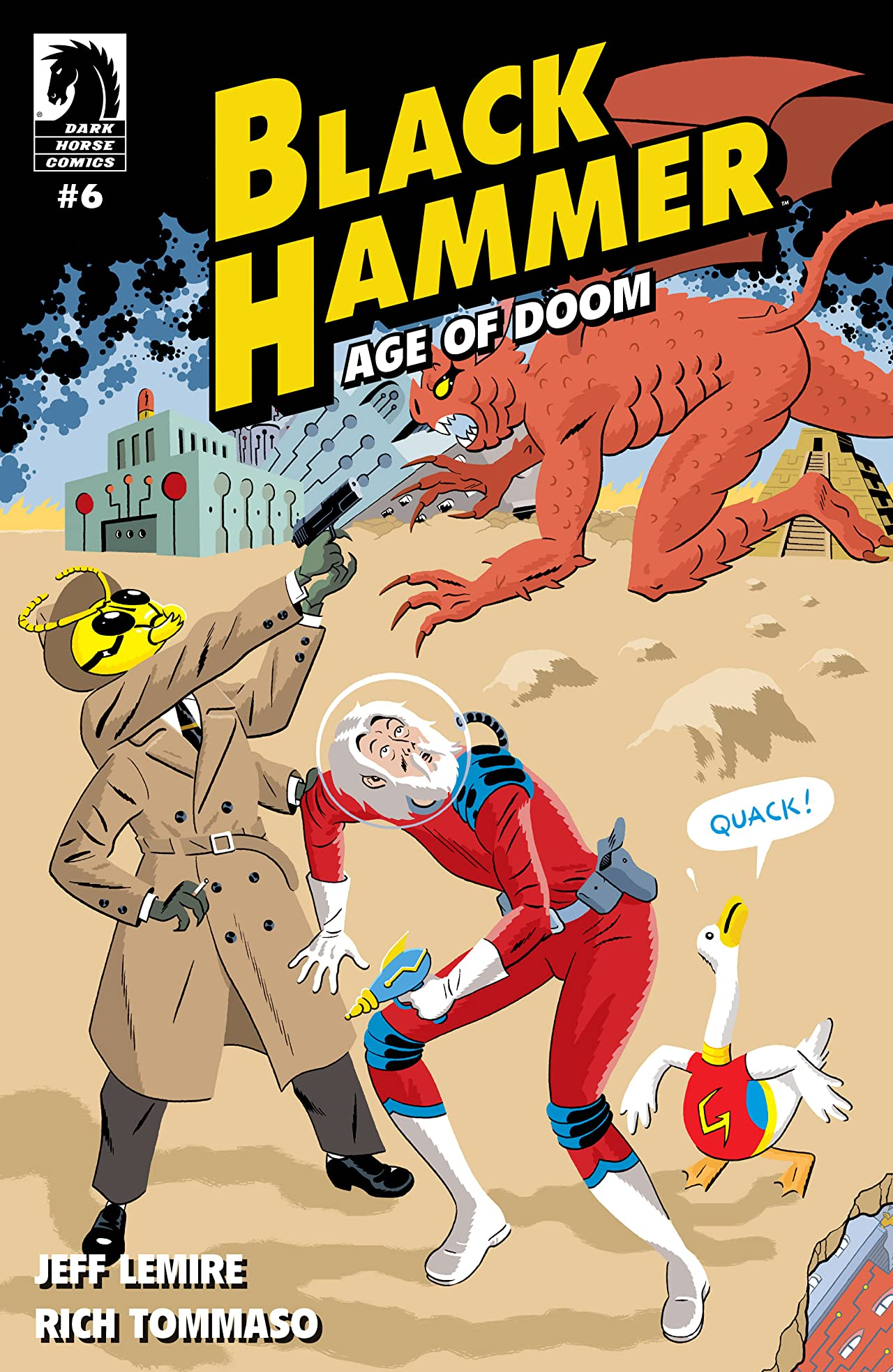 Black Hammer: Age of Doom No.6