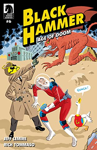 Black Hammer: Age of Doom #6