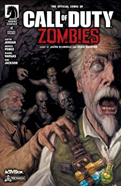 Call of Duty: Zombies 2 #2