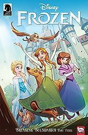 Disney Frozen: Breaking Boundaries #3