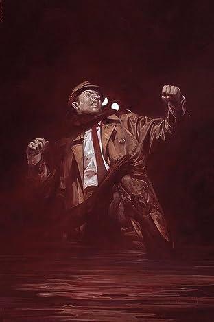 Joe Golem: Occult Detective--The Drowning City #2