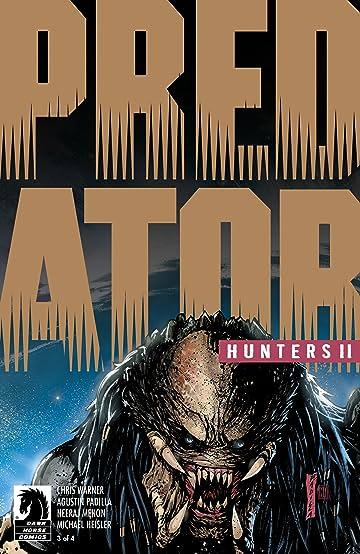 Predator: Hunters II #3
