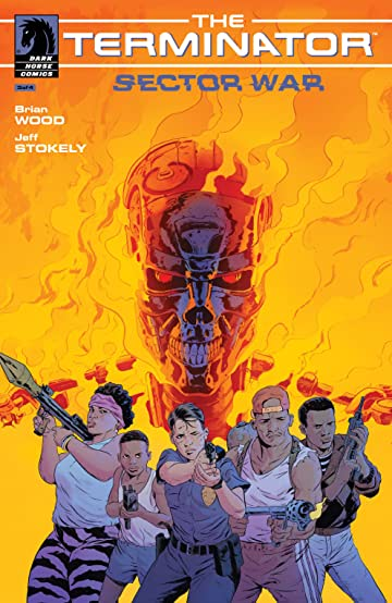 Terminator: Sector War No.3