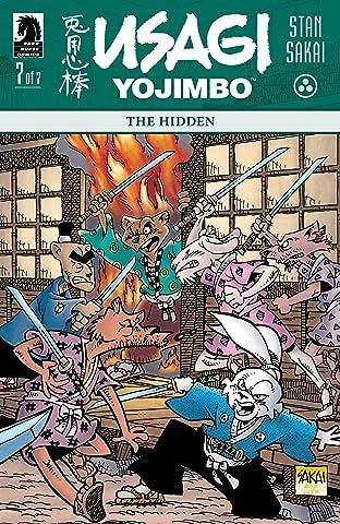 Usagi Yojimbo: The Hidden #7