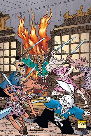 Usagi Yojimbo: The Hidden #7