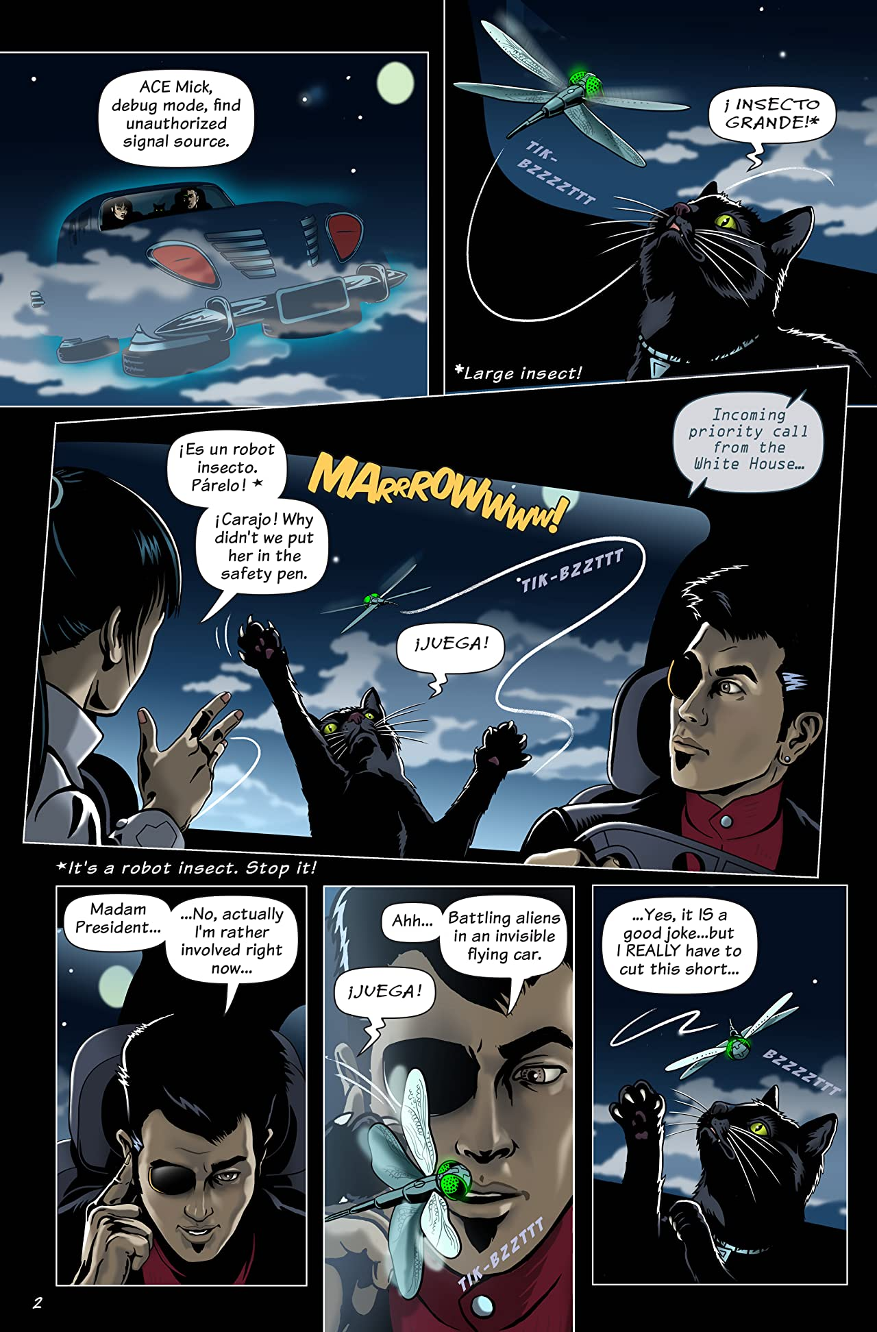Argent Starr: Tales From the Archives #6