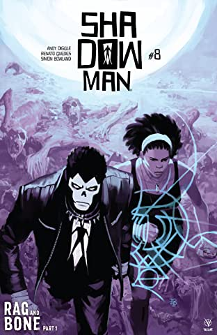 Shadowman (2018) #8