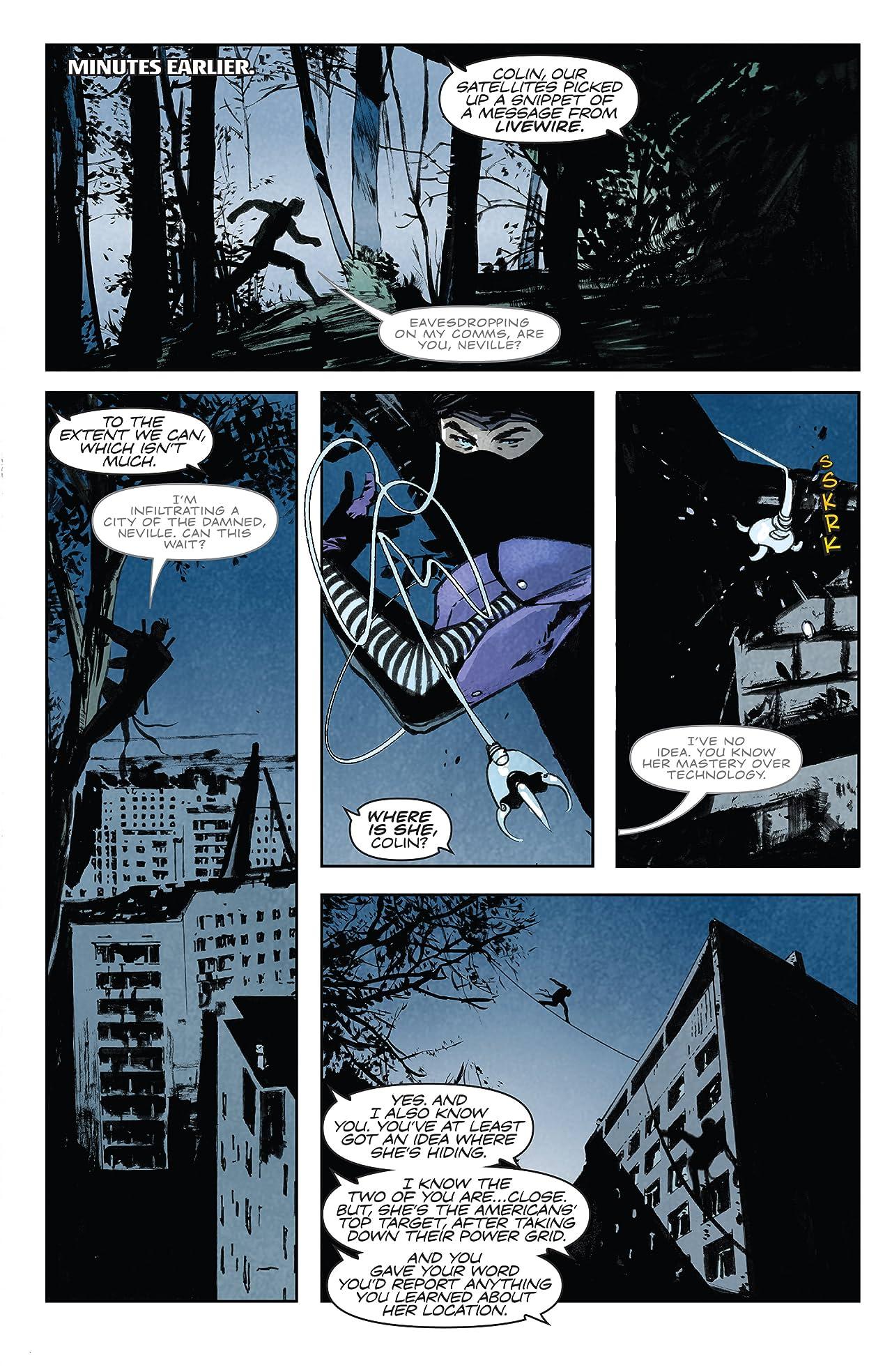 Ninja-K #12