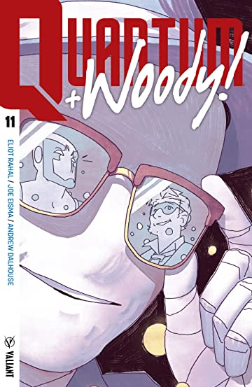 Quantum and Woody! (2017) #11