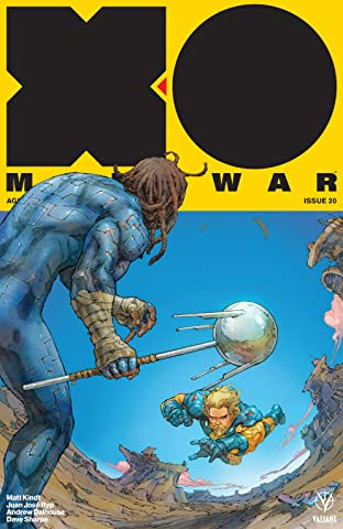 X-O Manowar (2017) #20