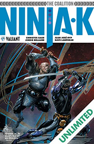 Ninja-K Vol. 2: The Coalition