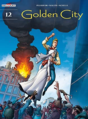 Golden City Vol. 12: Urban Guerrilla