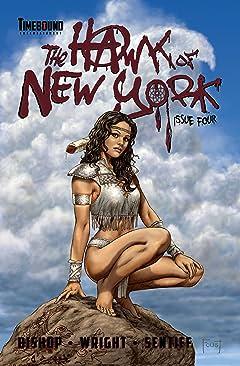 The Hawk of New York #4