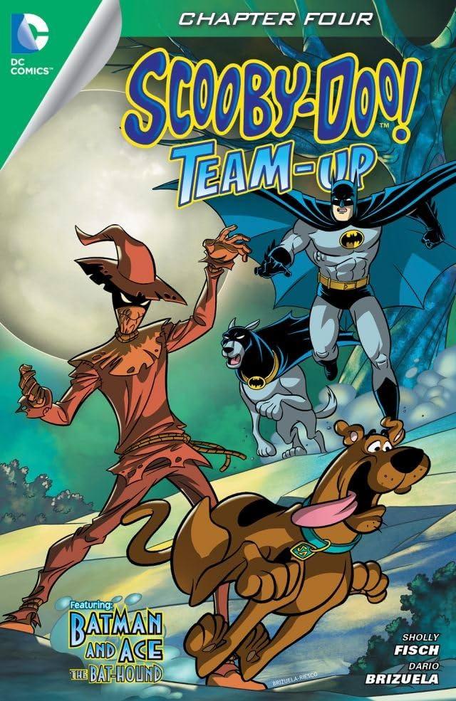 Scooby-Doo Team-Up (2013-) #4