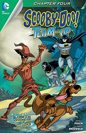 Scooby-Doo Team-Up (2013-) #4