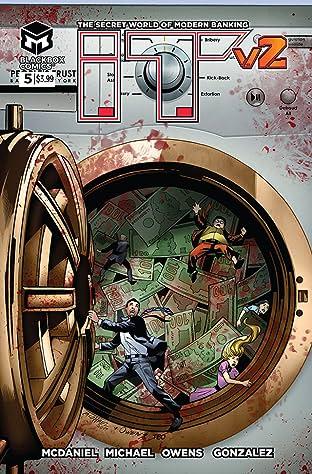I.T. - The Secret World of Modern Banking Vol. 2 #5