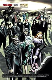 Citizen V and the V-Battalion: the Everlasting (2002) #1 (of 4)