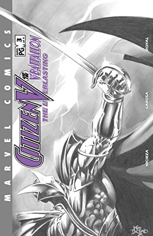 Citizen V and the V-Battalion: the Everlasting (2002) #3 (of 4)