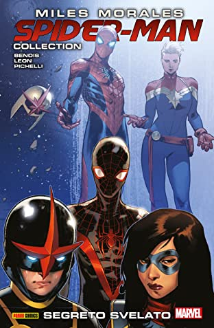 Miles Morales: Spider-Man Collection Vol. 11: Segreto Svelato