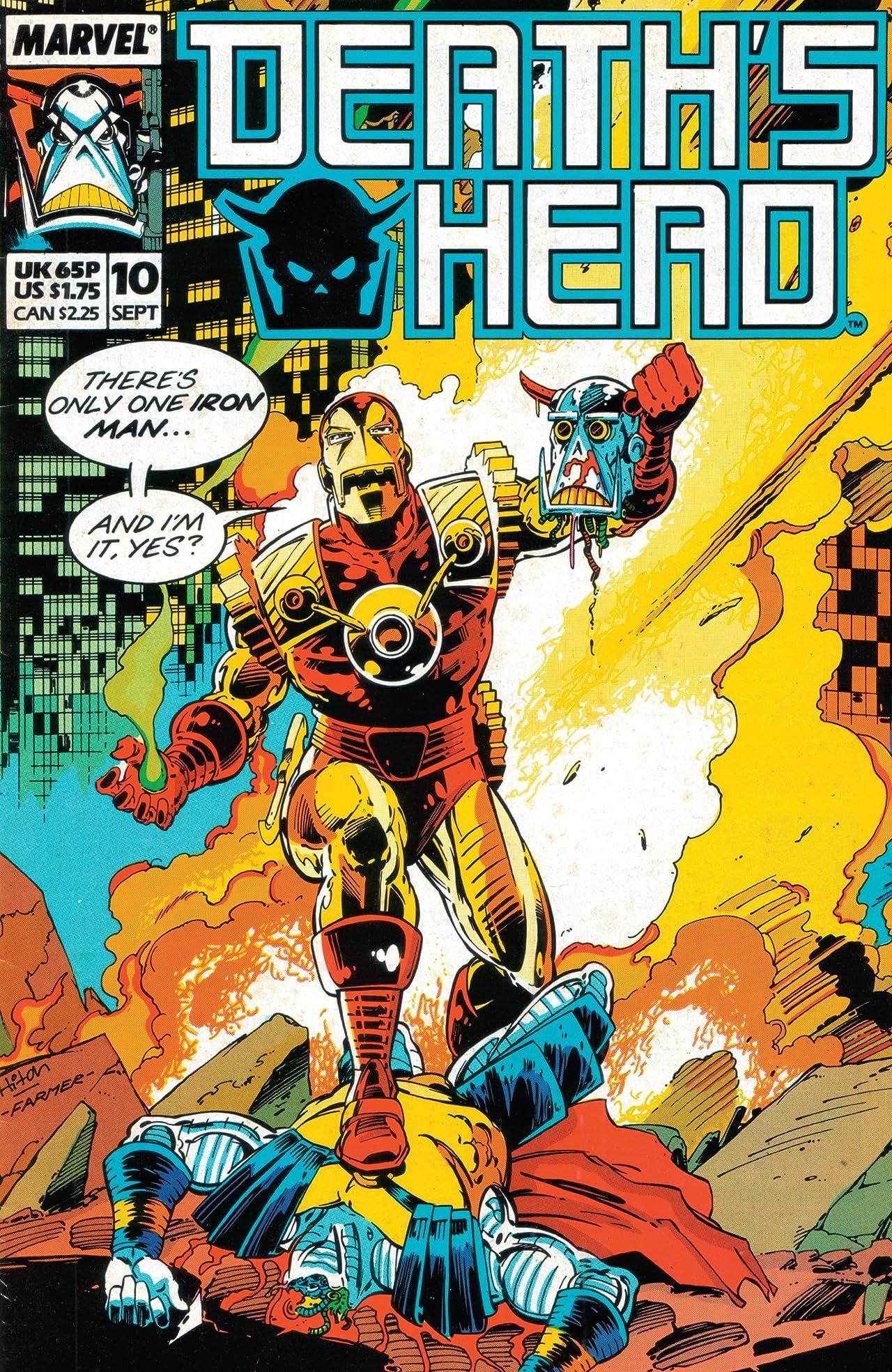 Death's Head (1988) #10