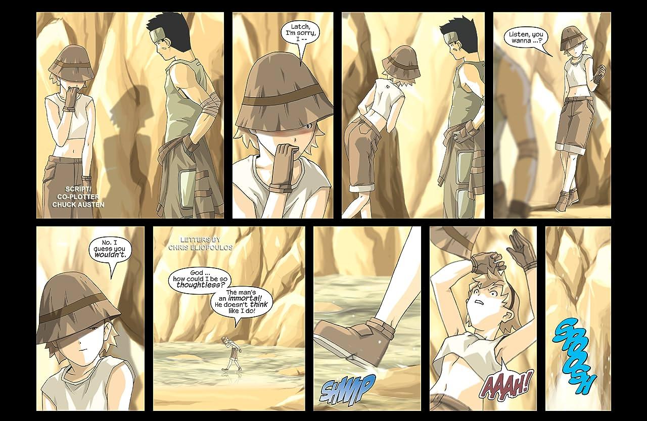 Eden's Trail (2003) #4