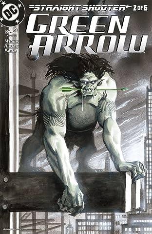 Green Arrow (2001-2007) No.27