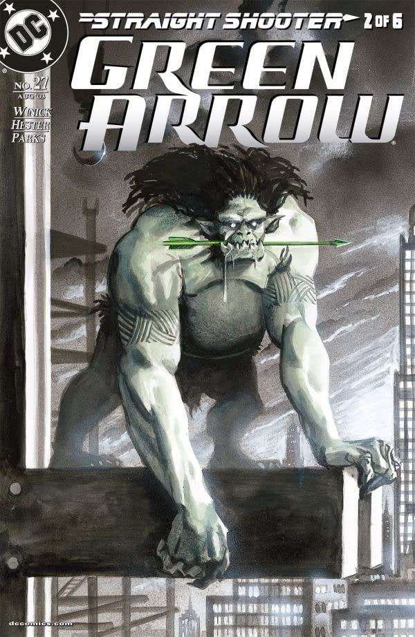 Green Arrow (2001-2007) #27