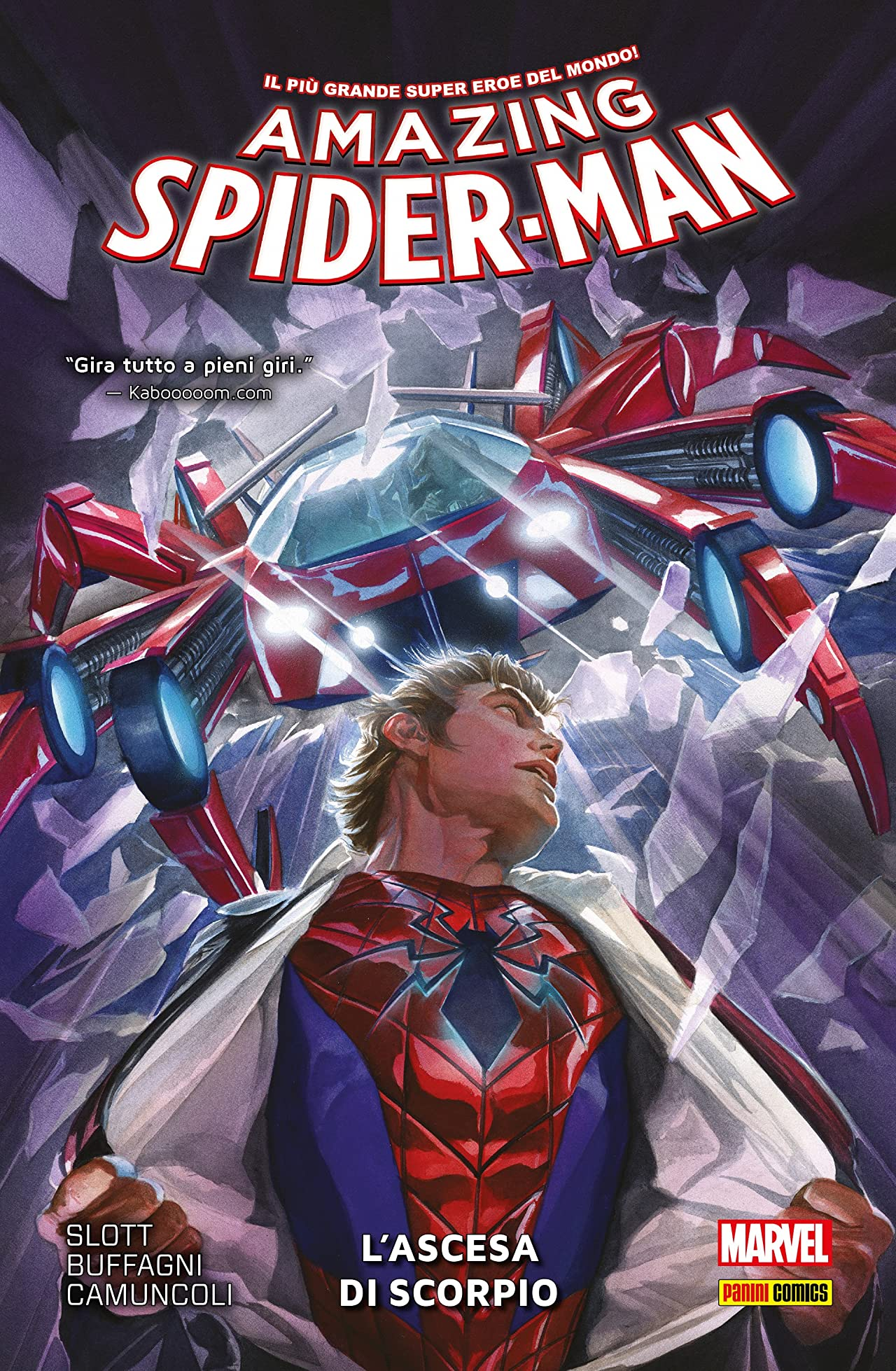 Amazing Spider-Man Vol. 2: L'ascesa Di Scorpio