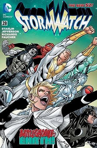 Stormwatch (2011-2014) #28